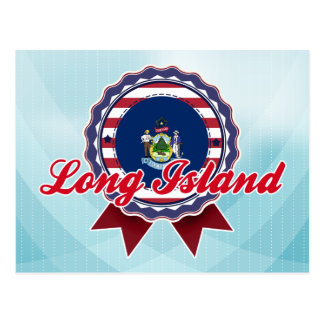 Long Island, ME Postcards