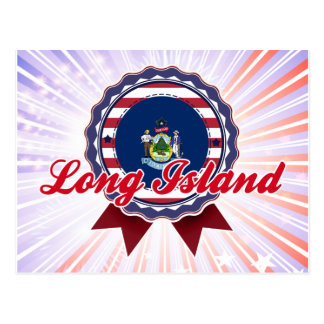 Long Island, ME Post Card