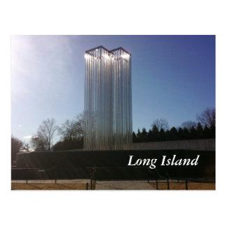 Long Island Memorial Postcard
