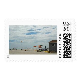 Long Island, New York, Jones Beach Postage