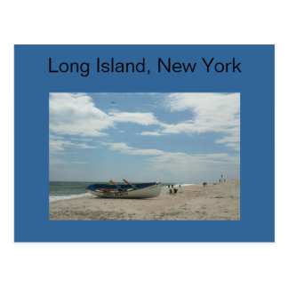 Long Island, New York Jones Beach Postcard