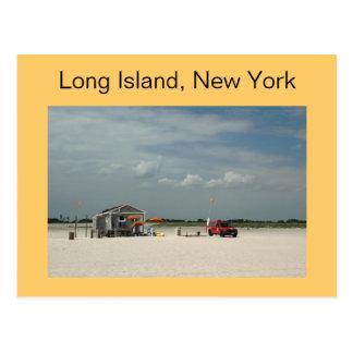 Long Island, New York Jones Beach Postcard