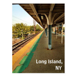 Long Island, New York Post Card