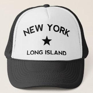 Long Island New York Trucker Cap