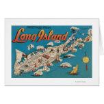 Long Island, Nueva York - saludos de Felicitacion