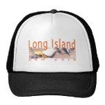 Long Island NY Mesh Hats