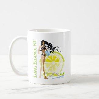 Long Island NY mug