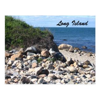 Long Island, NY Postcard
