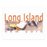 Long Island NY Postcard