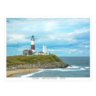 Long Island. Postcard
