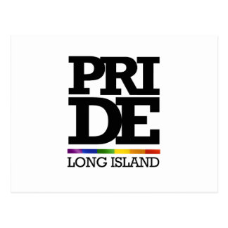 LONG ISLAND PRIDE -.png Postcard