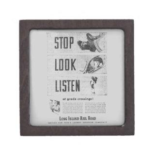 Long Island Railroad Safety Premium Gift Box