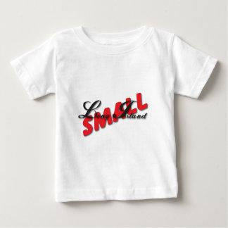 Long Island Small - NOT Medium Baby T-Shirt