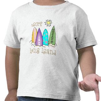 Long Island Surfer Tee Shirt