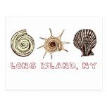 Long Island Tarjeta Postal