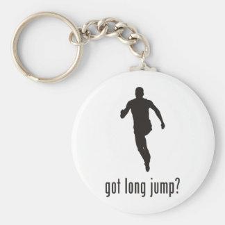 Long Jump Keychain