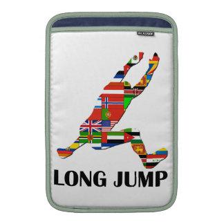 Long Jump MacBook Air Sleeves