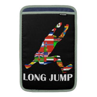 Long Jump MacBook Sleeve