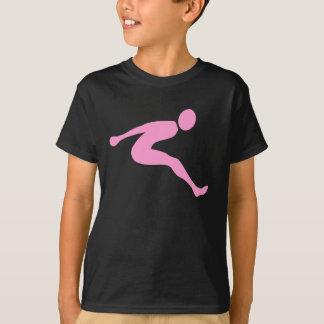 Long Jump - Pink T-Shirt