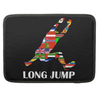 Long Jump Sleeves For MacBook Pro
