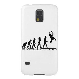 Long Jump Triple Jump Sport Evolution Art Galaxy S5 Cases