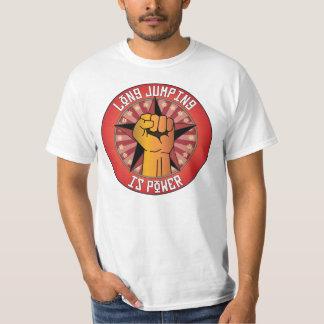 Long Jumping Is Power T-Shirt