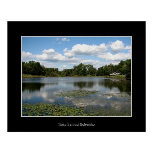 Long Lake: Reinstein Woods Nature Preserve Posters