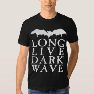 Long Live Dark Wave T-shirt