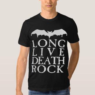 Long Live Deathrock T Shirt