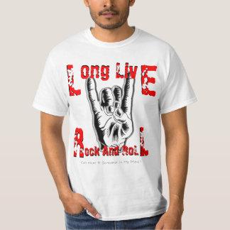 Long Live Rock And Roll (RJD Tribute T-Shirt) Shirt