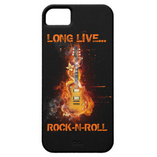 LONG LIVE ROCK-N-ROLL iPhone SE/5/5s CASE