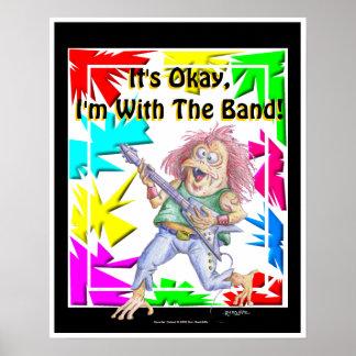Long Live Rock! Poster