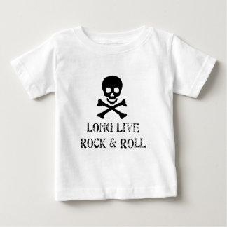 Long Live Rock & Roll Baby T-Shirt