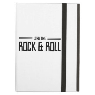 Long Live Rock & Roll Cover For iPad Air