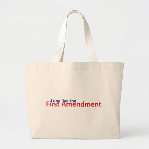 Long live the 1st Amenedment Bag