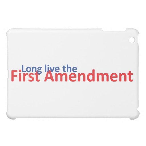 Long live the 1st Amenedment iPad Mini Case
