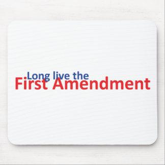 Long live the 1st Amenedment Mouse Pad
