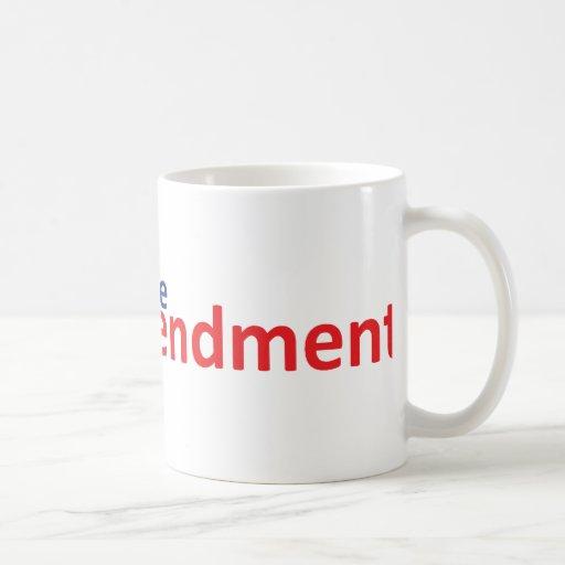 Long live the 1st Amenedment Mugs