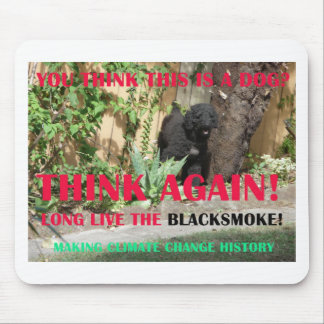 LONG LIVE THE BLACKSMOKE MOUSE PADS