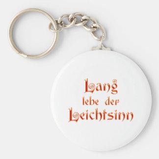 Long live the carelessness keychain
