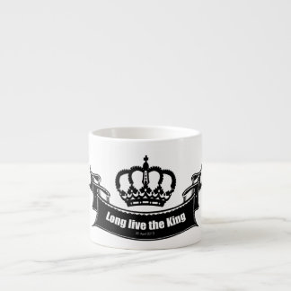 Long live the King Espresso Cup
