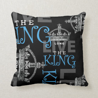 Long Live The King Pillows
