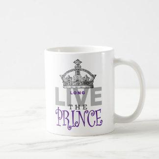 Long Live the PRINCE! Coffee Mug