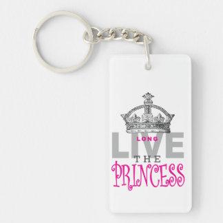 Long Live The Princess Keychain