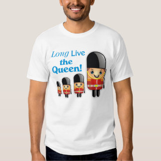 """Long Live the Queen!"" Toddler T-Shirt"