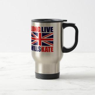 Long Live Wills & Kate Coffee Mug