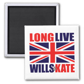 Long Live Wills & Kate Magnet
