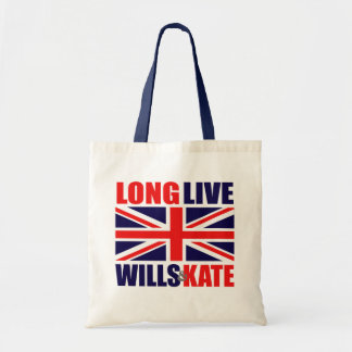 Long Live Wills & Kate Tote Bag