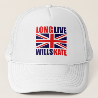 Long Live Wills & Kate Trucker Hat