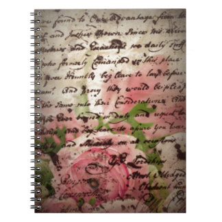 Long Lost Love Letter Note Books